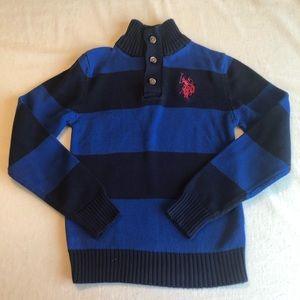 U. S. Polo Boys 8 Sweater